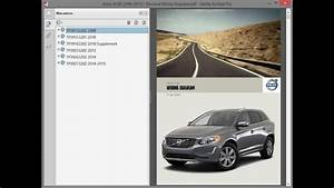 Volvo Xc60  2009-2015  - Electrical Wiring Diagrams