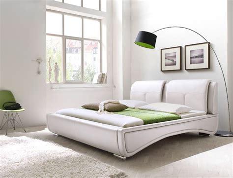Polsterbett Syrus Bett 180x200 Cm Weiß Mit Lattenrost