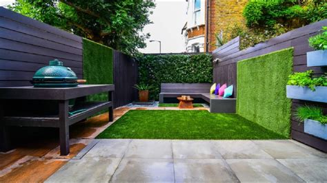 mid sized backyard landscaping design ideas