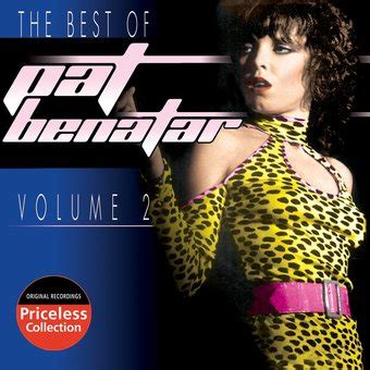 pat benatar all fired up album the best of pat benatar volume 2 cd 2004 collectables records oldies