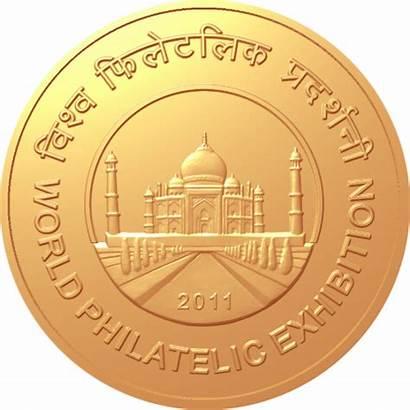 Philatelic Exhibition Worls Medals Commemorative