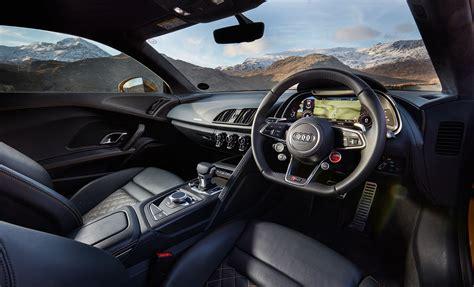 Why do ferrari road cars have v6, v8, and v12, but not 10 ? Our kind of EU summit: Ferrari 488 GTB vs McLaren 570S vs Audi R8 V10 Plus | CAR Magazine