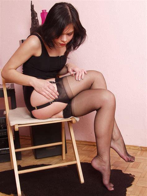 alberts seamed stockings