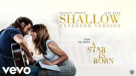 Bradley Cooper, Lady Gaga  Shallow (extended Version) Youtube