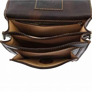 Sac Bandoulière Cuir Marron : grand sac bandouliere cuir homme david tuscany leather ~ Melissatoandfro.com Idées de Décoration