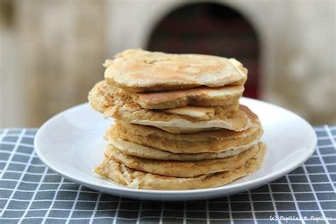cuisiner les flocons d avoine recette de pancakes aux flocons d 39 avoine