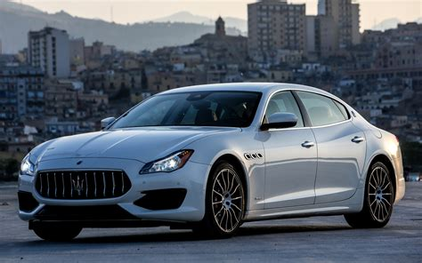 maserati quattroporte gts gransport wallpapers