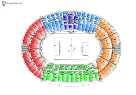 Mappa Juventus Stadium Ingressi by Stadio Olimpico As Roma Forza Roma