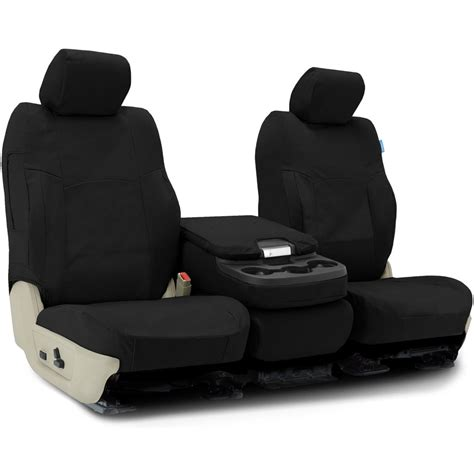 Coverking Seat Cover Front New Chevy Chevrolet Tahoe 2003