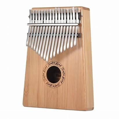 Kalimba Instrument Keys Beginner Piano Simple Musical