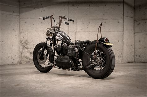 1969 Harley Rat Bobber