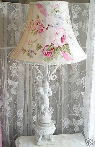 shabby chic l shades 876 best images about cherubs roses artwork statues