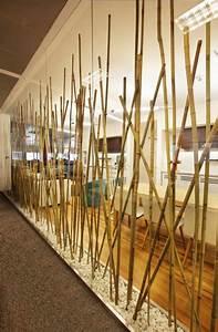 Gros Bambou Deco : du bambou d co pour un int rieur original et moderne d couvrir ~ Teatrodelosmanantiales.com Idées de Décoration