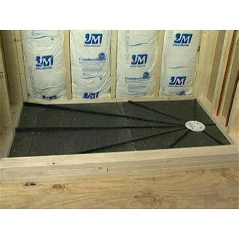 pitch shower kit pre pitch extended kit ext 202 goof proof shower ebay