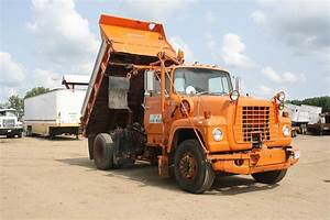 1979 Ford L8000 Heavy Duty Dump Truck For Sale
