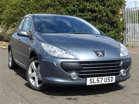 peugeot approved used cars used peugeot 307 1 6 sport 5dr for sale what car ref