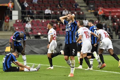 Il Siviglia vince l'Europa League 2019-2020. Inter ko in ...