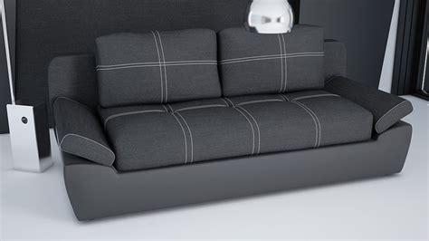 canapé conforma pin canapé convertible 3 places tissu modèle antares
