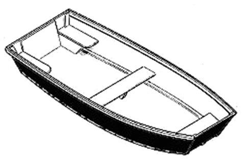 plywood punt boat plans details  boat plan