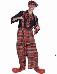 Karomuster Schwarz Weiß : clown latzhose mit karomuster rot schwarz weiss clownhose ~ Watch28wear.com Haus und Dekorationen