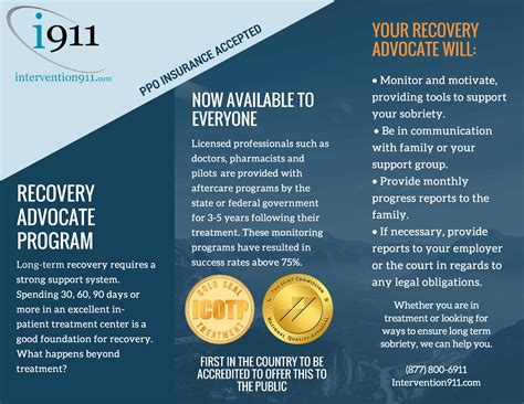 recovery support case management intervention