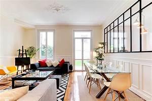 Que Mange Une Souris Dans Une Maison : le s jour de cet appartement offre un espace salle manger et un coin salon de r ve une ~ Melissatoandfro.com Idées de Décoration