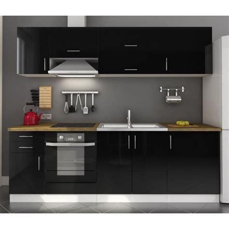 meuble cuisine laqué noir meuble bas de cuisine noir laqué cuisine idées de décoration de maison 81bknpgdb4