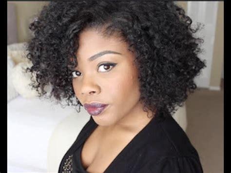 Braid Out Take Down   Natural Hair Blues   YouTube