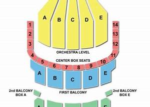 Keller Auditorium Seating Chart Seating Charts Tickets
