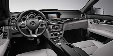 Quietness of the vehicle interior. 2011 Mercedes-Benz C-Class- A Review - Autos Craze - Autos Blog