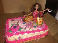 Barbie Cake Bachelorette Party