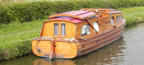 Canal Boating Near Me by The Evolution Of The Narrow Boat