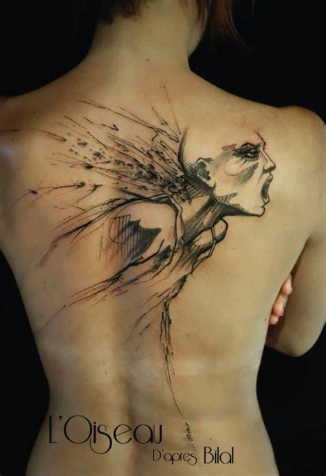 30 Cool Sketch Style Tattoos  Amazing Tattoo Ideas