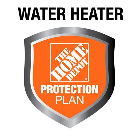 home depot home warranty the home depot 5 year water heater protection plan d26whs60 the home depot