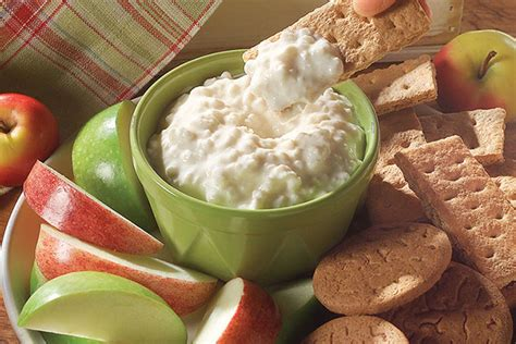 kraft cottage cheese cottage cheese apple dippers kraft recipes