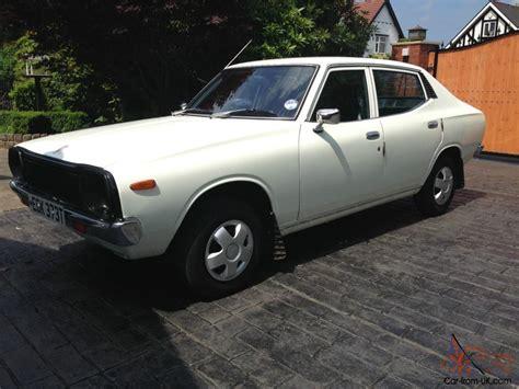 Datsun 100a by Datsun 100a