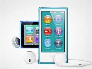 iPod nano 7 vs. iPod nano 6 Spec Shootout