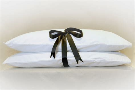 king size hotel pillow gift set