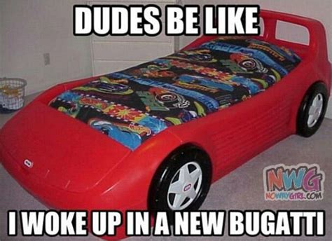 25+ best memes about bugatti | bugatti memes. Funny and Cool (coolfunny) | Dudes be like, Funny dude, Girls be like