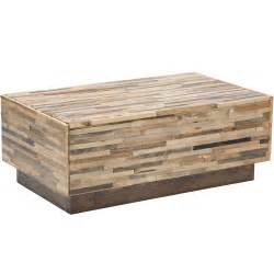 caledonia reclaimed pine wood 2 drawer coffee table With reclaimed wood coffee table with drawers