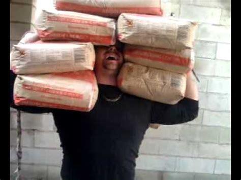 porte des sac de ciment 225 kg