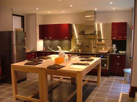 cours de cuisine gastronomique lyon cours de cuisine gastronomique dans un décor loft
