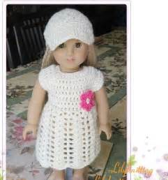 Free Crochet 18 Doll Clothes Patterns