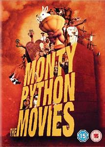 Monty Python: The Movies (Box Set) DVD Zavvi com