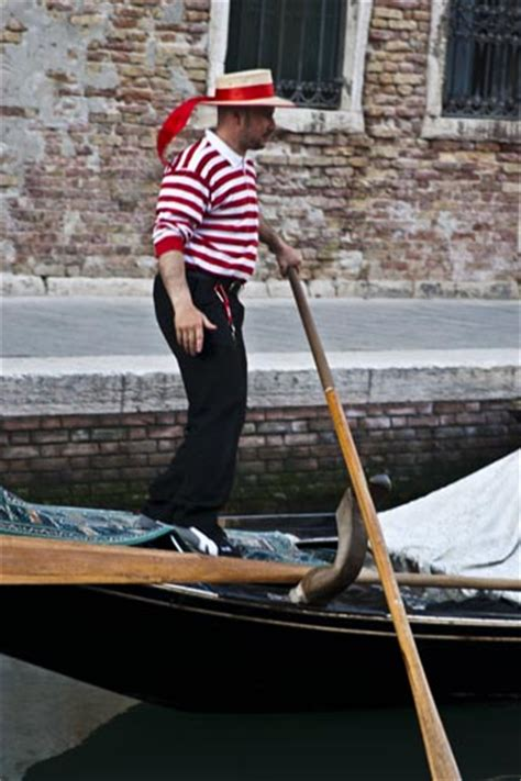 Gondola Boat Man by Exploring Venice S Grand Canal By Land And Water