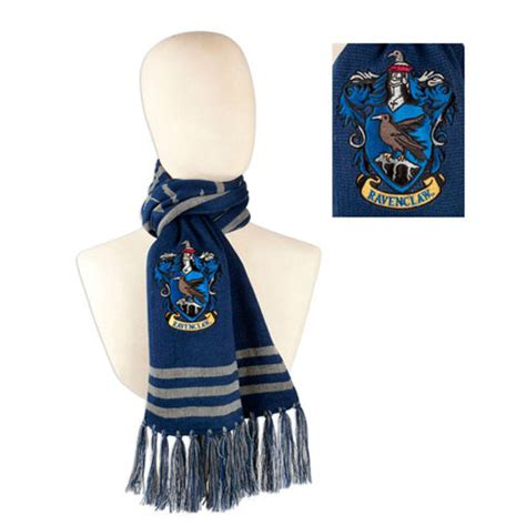universal scarf harry potter ravenclaw scarf