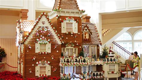 Orlando's Top Gingerbread Houses Still On Display
