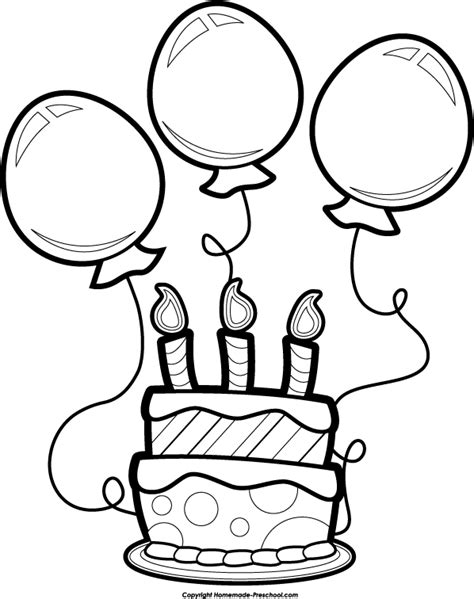 birthday candle clipart black and white birthday cake clip black clipart panda free