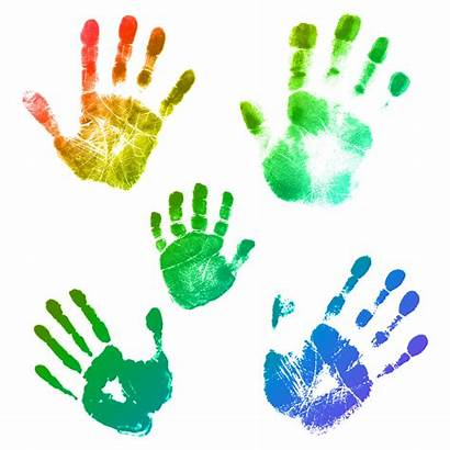 Clipart Photoshop Prints Handprint Hand Clip Brush
