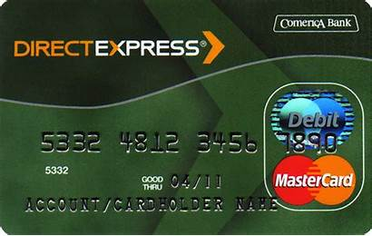 Card Express Direct Debit Security Social Comerica
